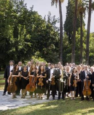 Εορταστικό γκαλά με την Κρατική Ορχήστρα Αθηνών στο Μέγαρο Μουσικής 027a677c2f6