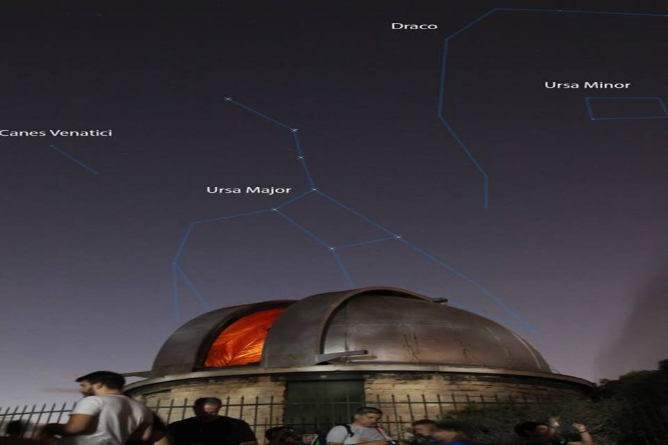 Βραδιά του Ερευνητή 2018: Εθνικό Αστεροσκοπείο Αθηνών - Θησείο (pre-event) - Εικόνα 1