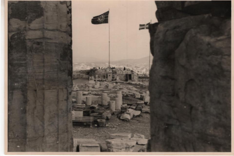Η σβάστικα στην Ακρόπολη - Εικόνα 2