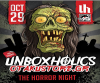 Unboxholics x OtakuStore.gr: The Horror Night στο WE