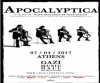 Apocalyptica/20 Years Of Plays Metallica By Four Cellos in Gazi Music Hall