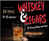 Whiskey and Cigars The Luxury Tasting Experience στο Da Vinci