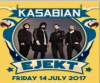 Ejekt Festival 2017: Kasabian - Jesus And Mary Chain